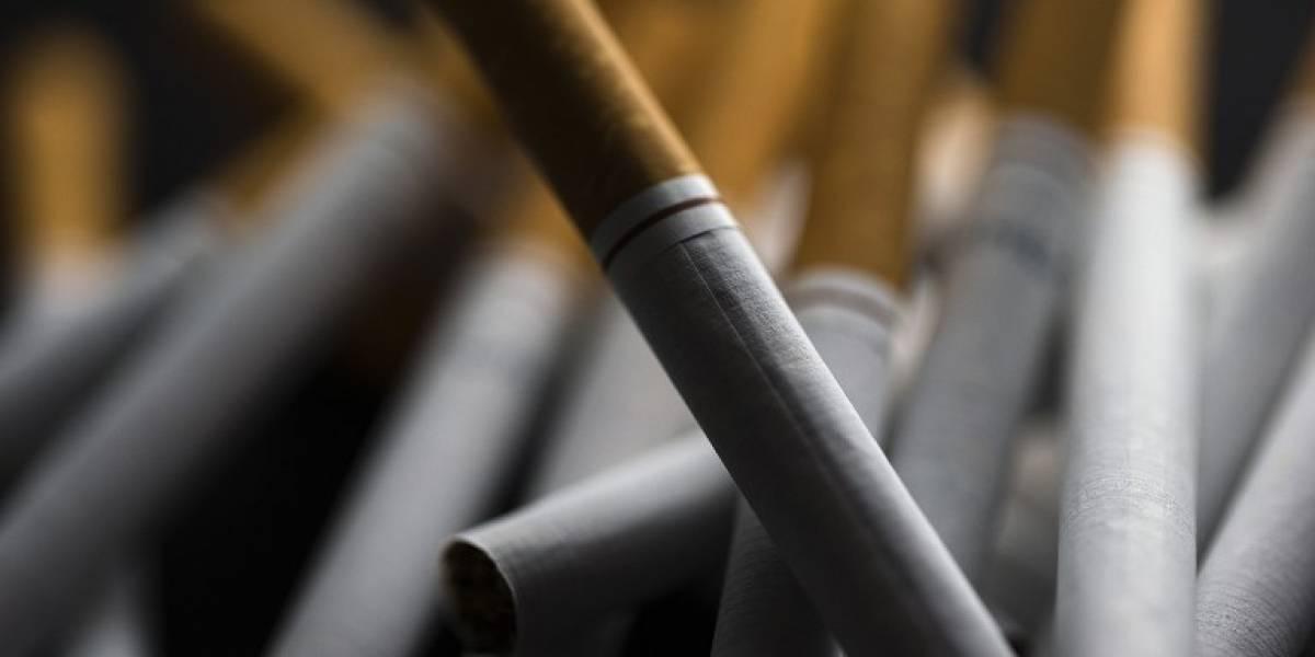 Comercio ilegal de cigarros en Chile creció más de 380% en cinco años