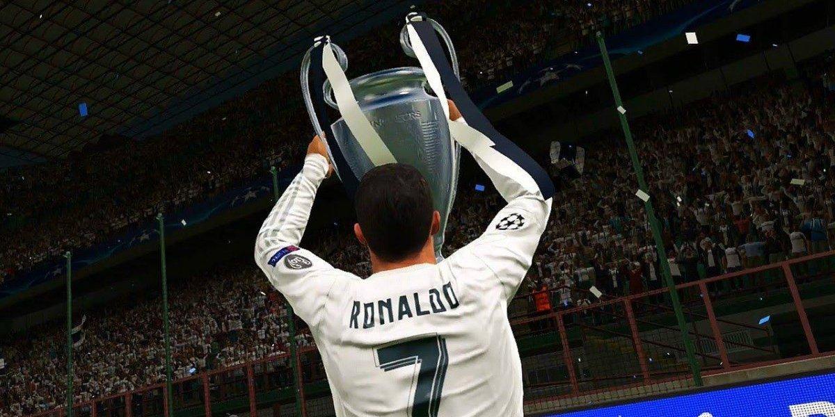 PES se queda sin la Champions League