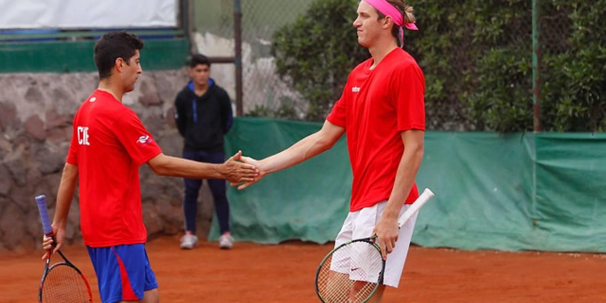 Así vivimos el sólido triunfo en dobles que aseguró la serie de Copa Davis