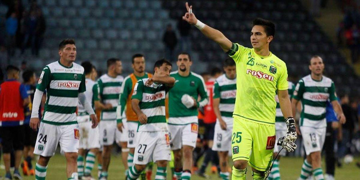 Una genialidad de Ábalos le permite a Temuco rescatar un empate en Mérida