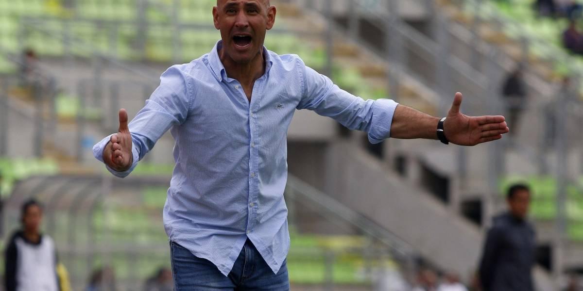 "Técnico de Wanderers se suma a las críticas contra la ANFP: ""Les falta sentido común"""