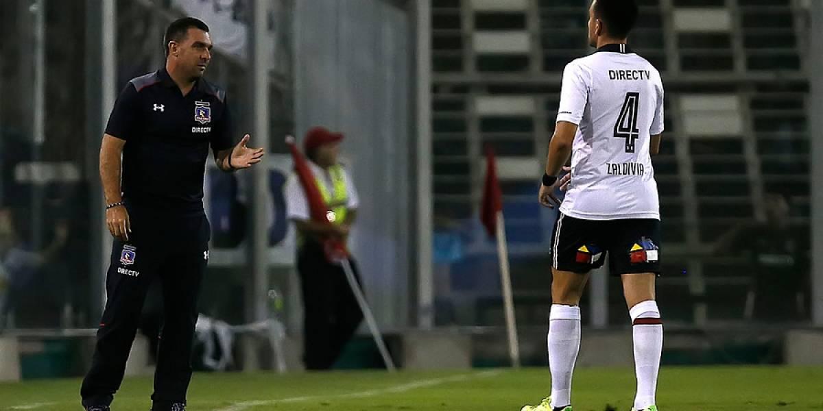 Malas noticias en Colo Colo: Matías Zaldivia sufrió rotura de ligamentos y se pierde el Clausura