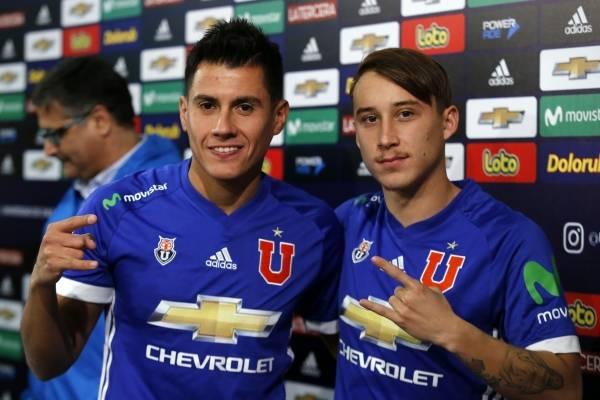 Unión La Calera humilló a la U por 6-1