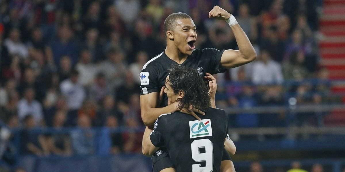 PSG buscará el triplete francés ante milagroso equipo de Tercera División
