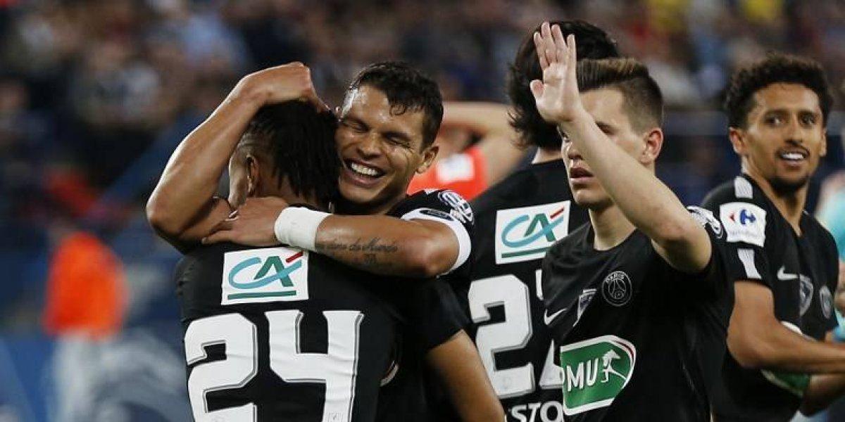 El PSG se clasifica a la final de la Copa de Francia