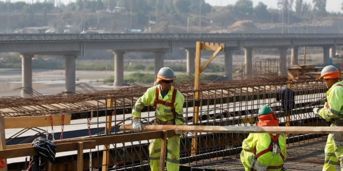 A las 14 horas de este sábado comienzan desvíos por reparaciones en Puente Maipo