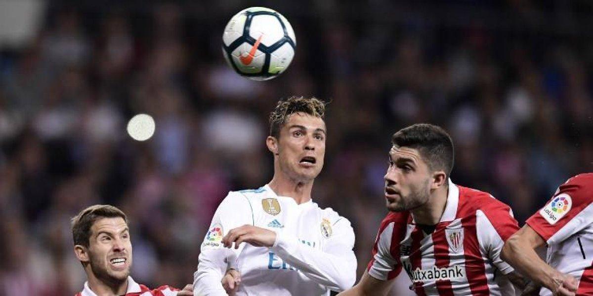 El Real Madrid sufrió para rescatar un empate ante el Athletic de Bilbao