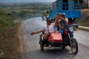 Cubanos en fotografías