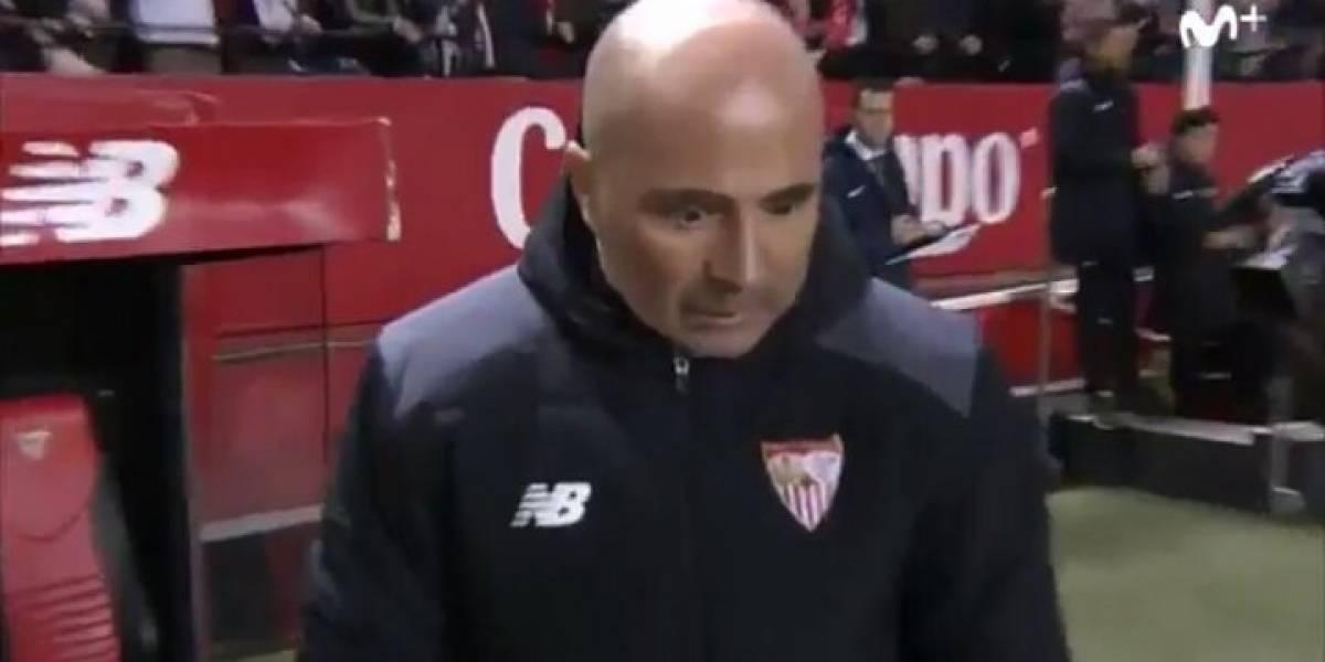 El elogio de Sergio Ramos que dejó helado a Sampaoli
