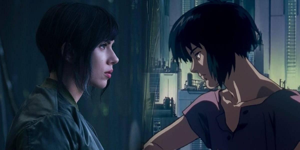"""""""Ghost In The Shell"""": Scarlett Johansson protagoniza un nuevo adelanto de la película para el """"Super Bowl"""""""