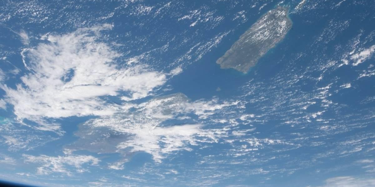 Impresionantes imágenes de Puerto Rico desde el espacio