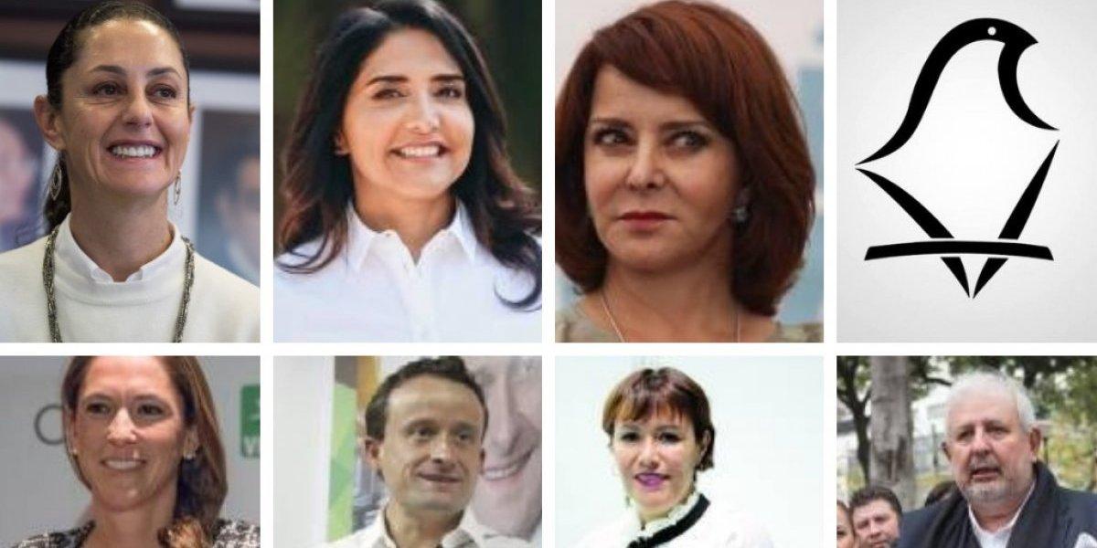 Debate de 7 candidatos a Jefe de Gobierno de la CDMX