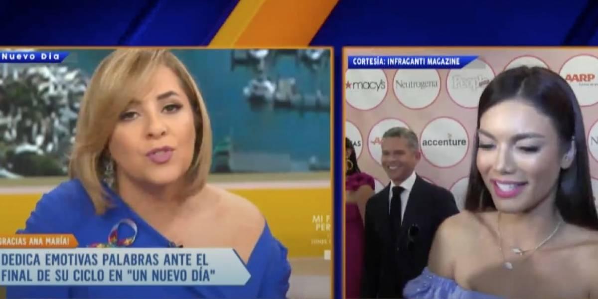 Ana María Canseco habla de Zuleyka Rivera tras su salida de Un Nuevo Día