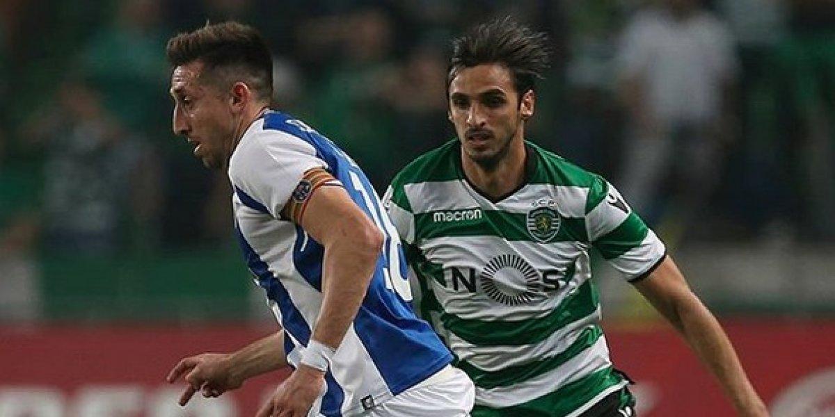 Sporting elimina al Porto de la Copa de Portugal