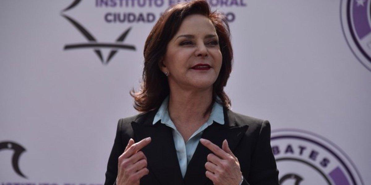 Ella es Purificación Carpinteyro, candidata de Nueva Alianza a la CDMX