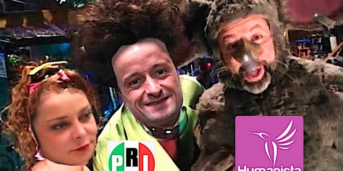 Memes, los ganadores del #DebateChilango en redes