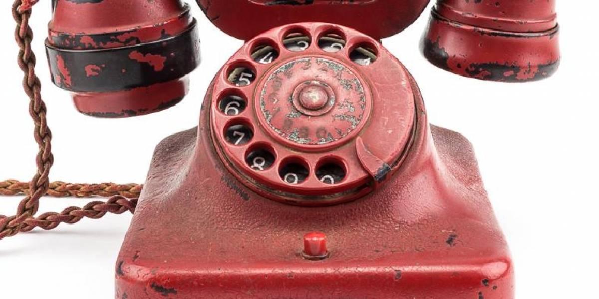 El teléfono de Hitler será subastado en EEUU