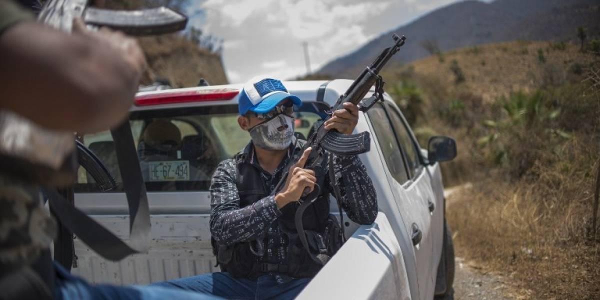 México: Tiroteos de casi 30 minutos en Guerrero deja 16 muertos, entre ellos seis policías