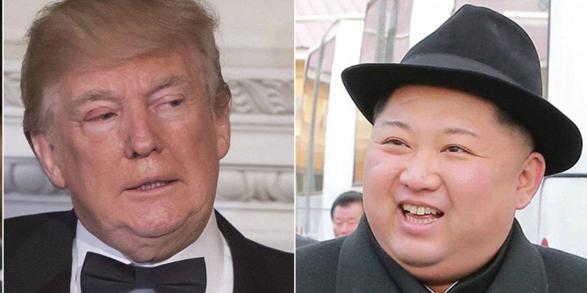 La reunión atómica entre Kim y Trump