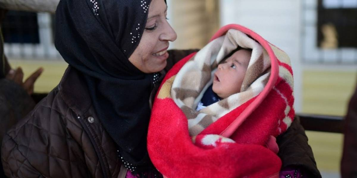 Turquía planea pagar a las abuelas que cuidan a sus nietos