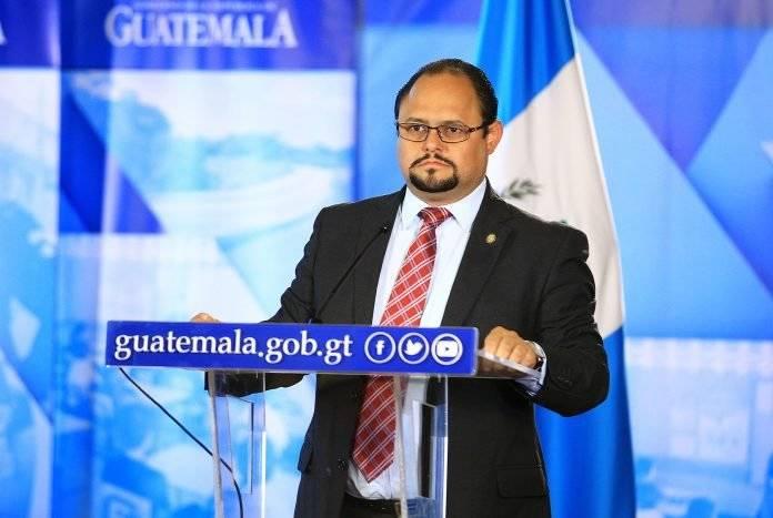 viceministro de Energía, Rodrigo Fernández