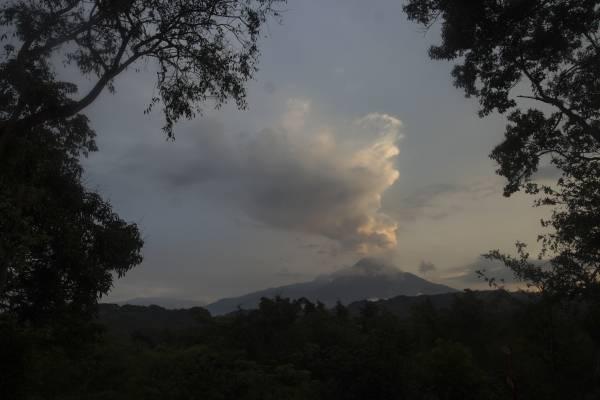 Volcan de Colima