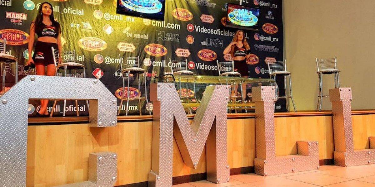 Revelan fecha para el 85 aniversario del CMLL