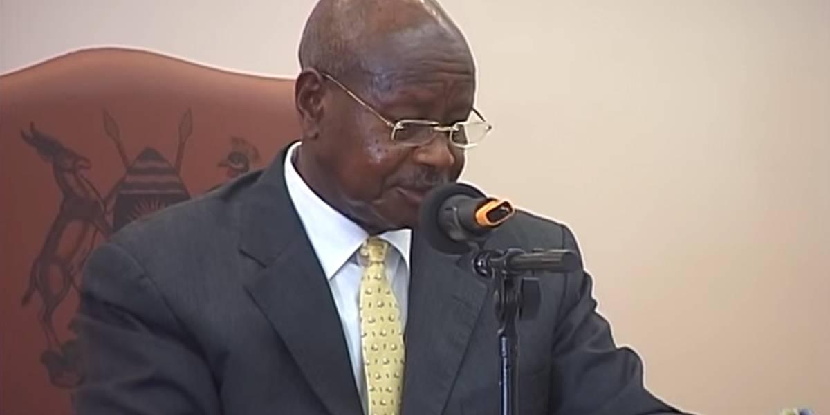 Presidente da Uganda condena prática de sexo oral: 'Boca é para comer'