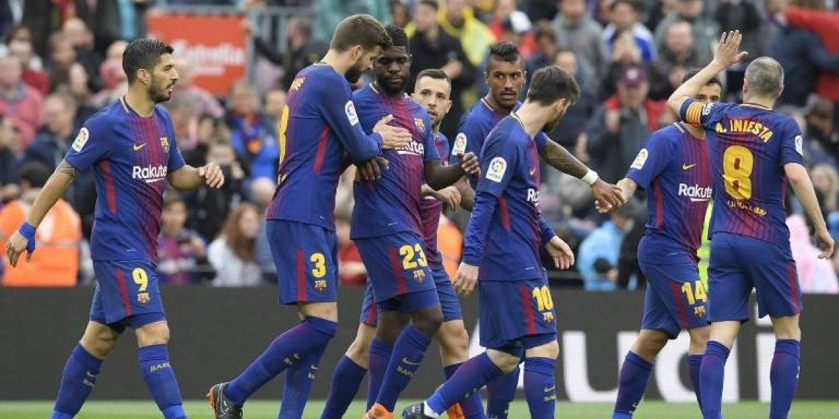 El Barça recupera a uno de sus mejores hombres para la final de la Copa del Rey