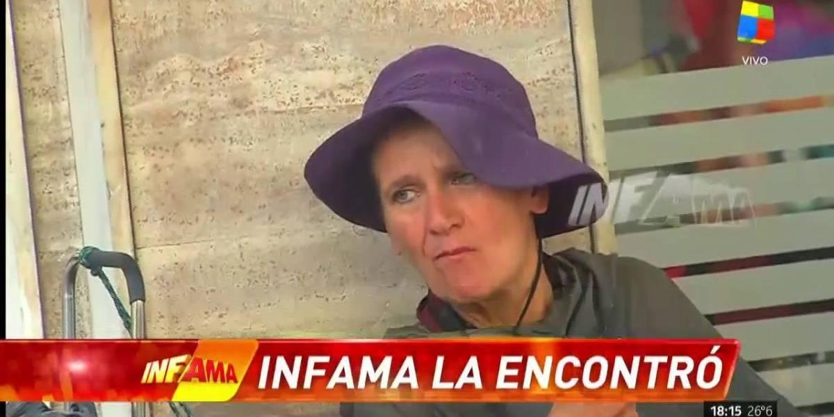 Medio argentino asegura haber encontrado en situación calle a madre de Luis Miguel