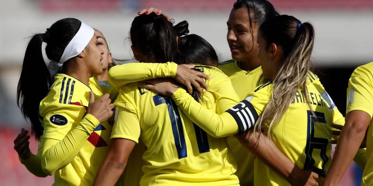 Colombia, a levantar cabeza contra Chile en Copa América Femenina