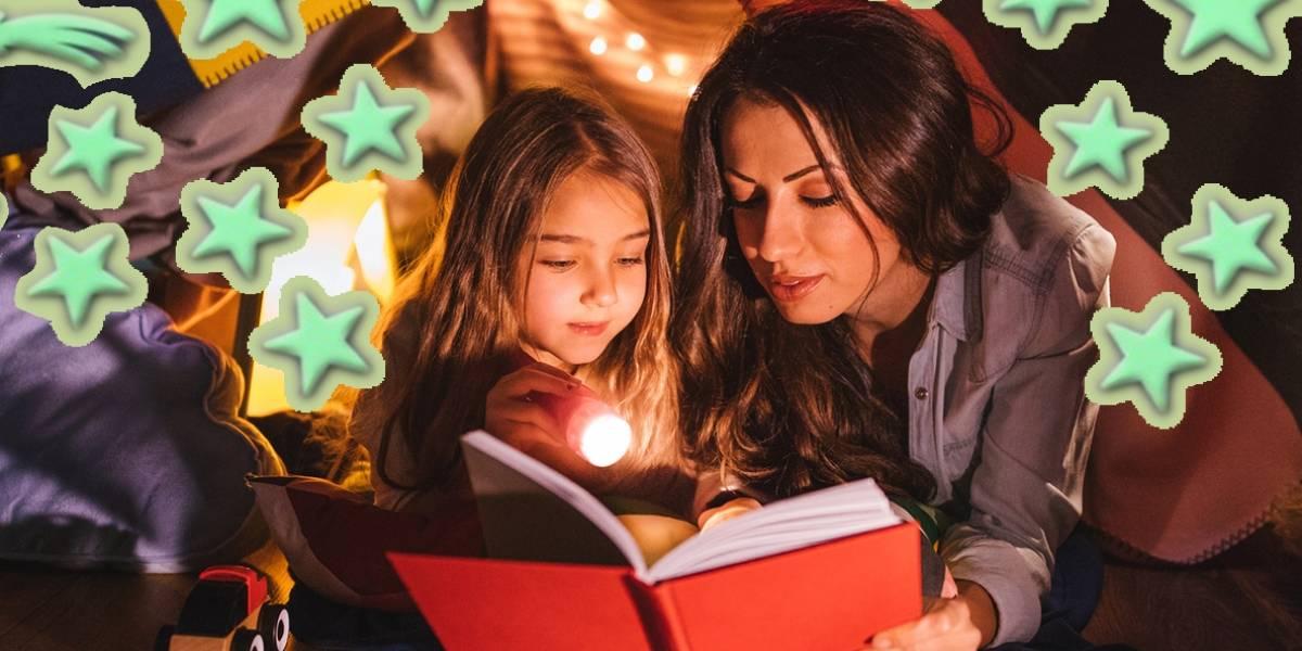 5 beneficios de leer cuentos a tus hijos cuando son pequeños