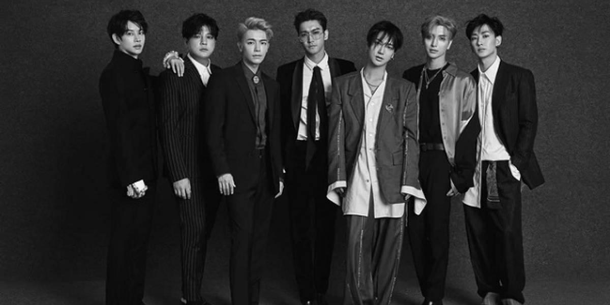 Fanáticos de Super Junior acampan desde hace tres semanas para concierto