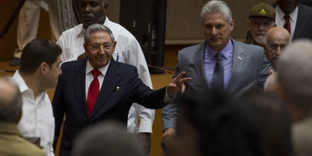 Eligen a Miguel Diaz-Canel como nuevo presidente de Cuba