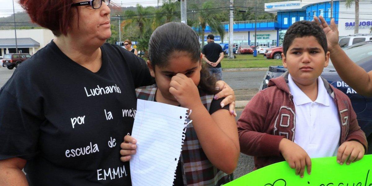 """""""Más que una escuela, nos quieren cerrar nuestro hogar"""""""