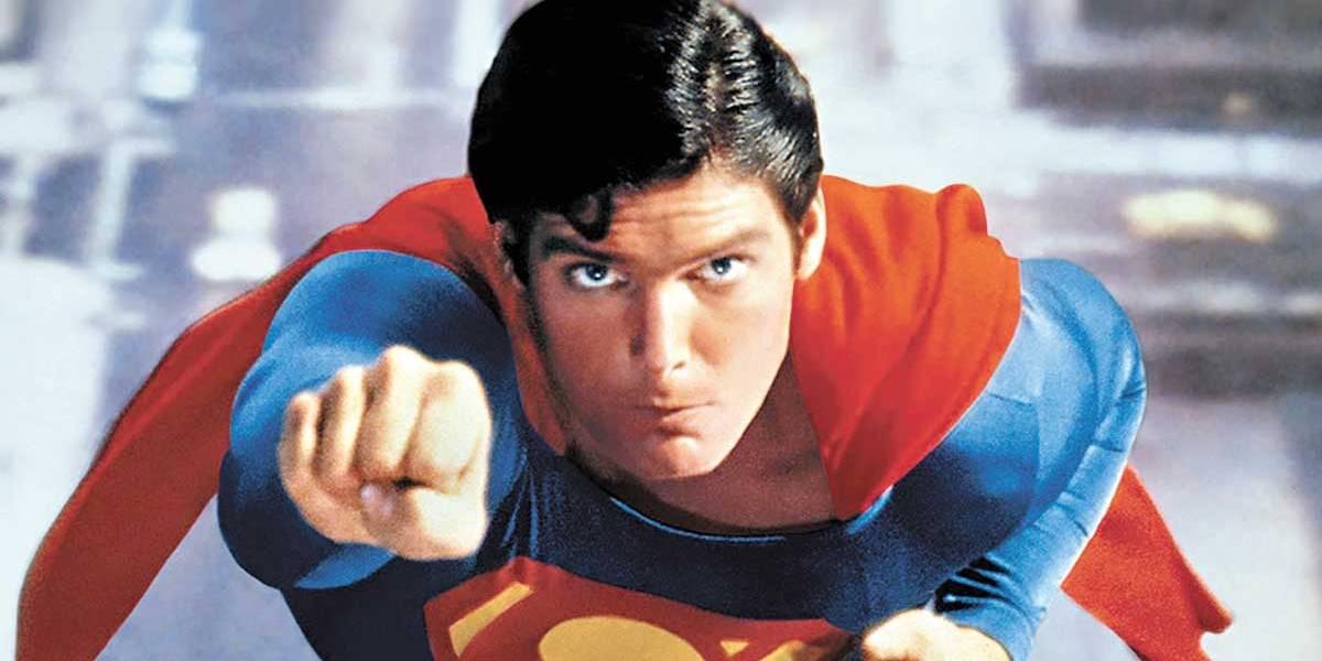 Reeve e o mito  do super-herói mais que perfeito