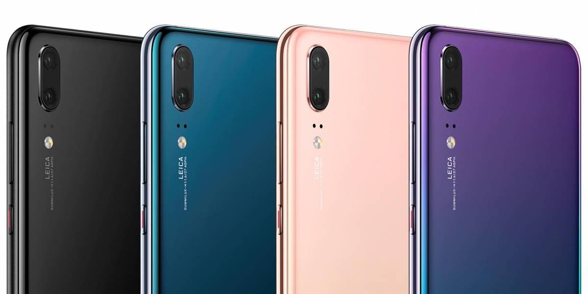 Los nuevos modelos Huawei P20 y P20 Lite llegan a Guatemala