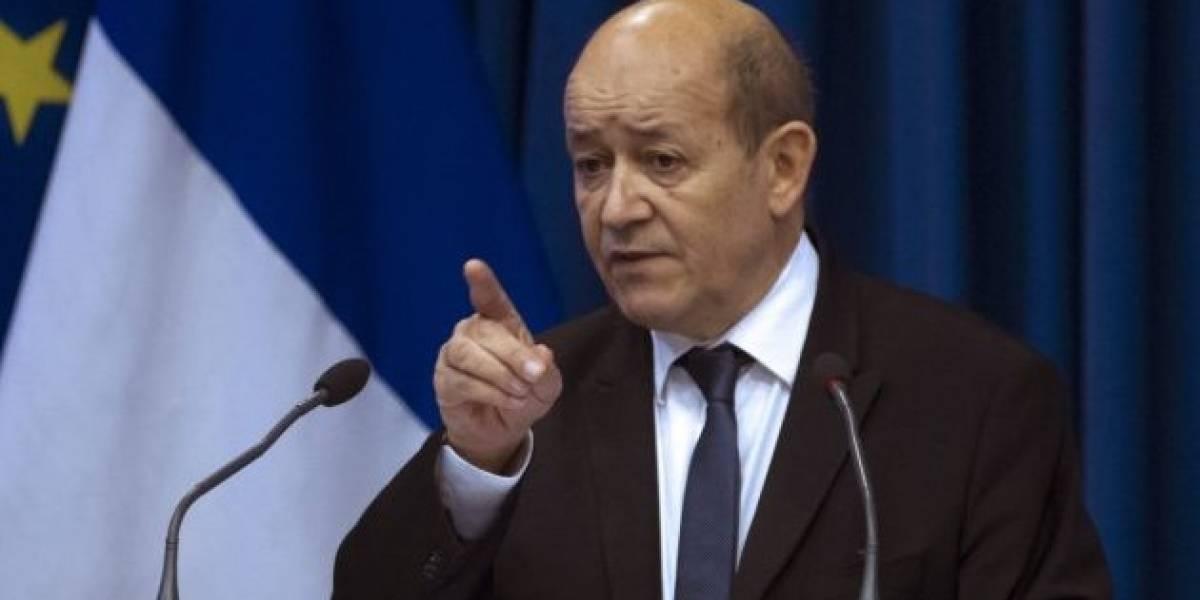 Gobierno francés no descarta que pueda haber más ataque químicos en Siria