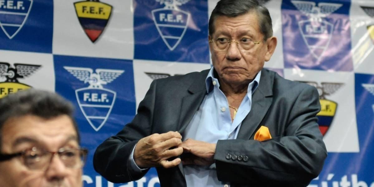 FEF dará a conocer al nuevo técnico de la selección ecuatoriana
