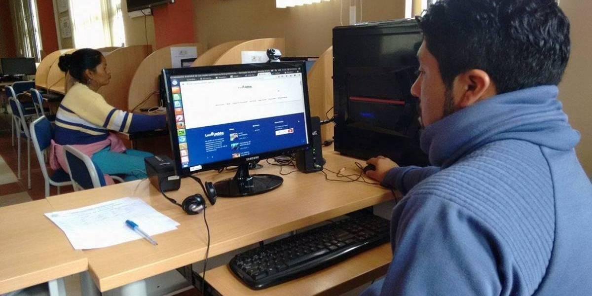Senescyt ofertará 30.000 cupos para modalidad virtual