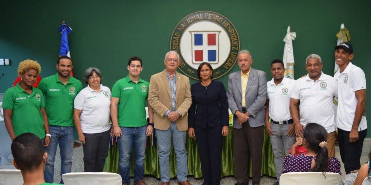 La UNPHU inaugura sus Juegos Deportivos en su 52 aniversario