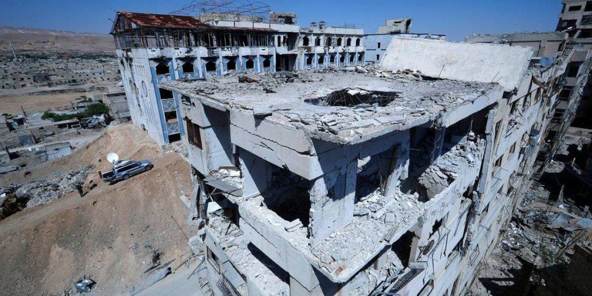 Pentágono asegura haber hallado rastros de sarín en sitios atacados en Siria