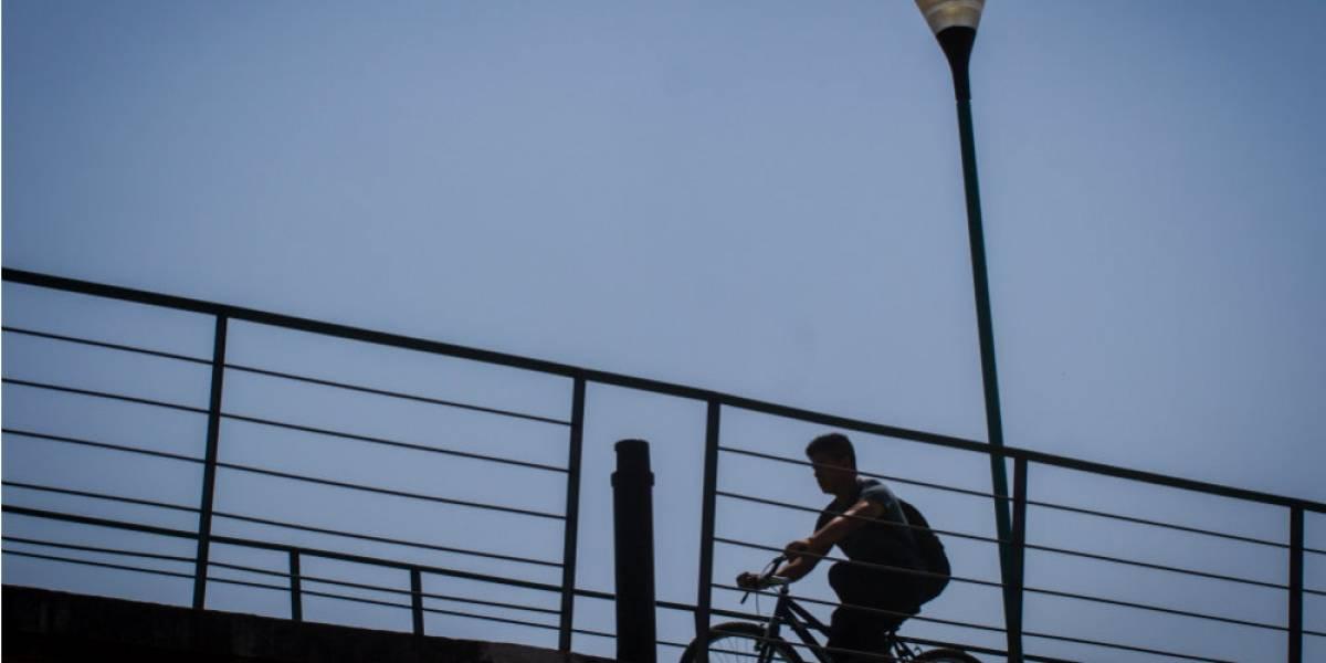En la CDMX ya roban bicis a mano armada
