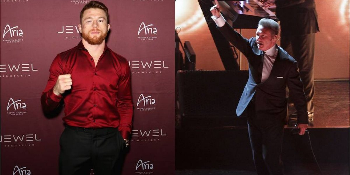 Luis Miguel le dedica canción al 'Canelo' Álvarez
