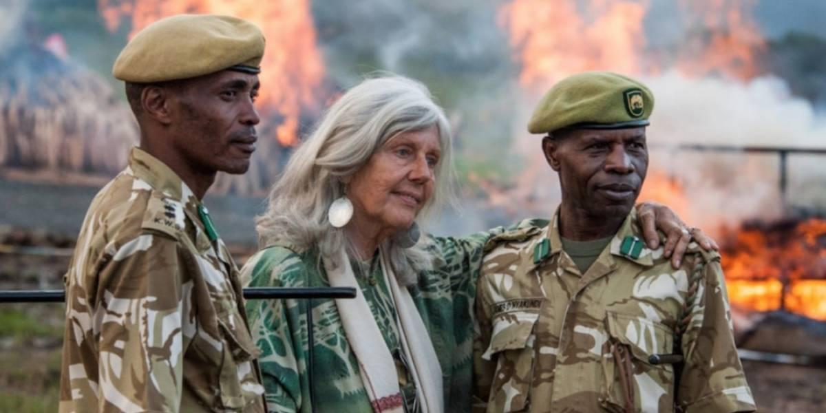 "Arriesgué mi vida por mi África"": KuKi Gallmann"