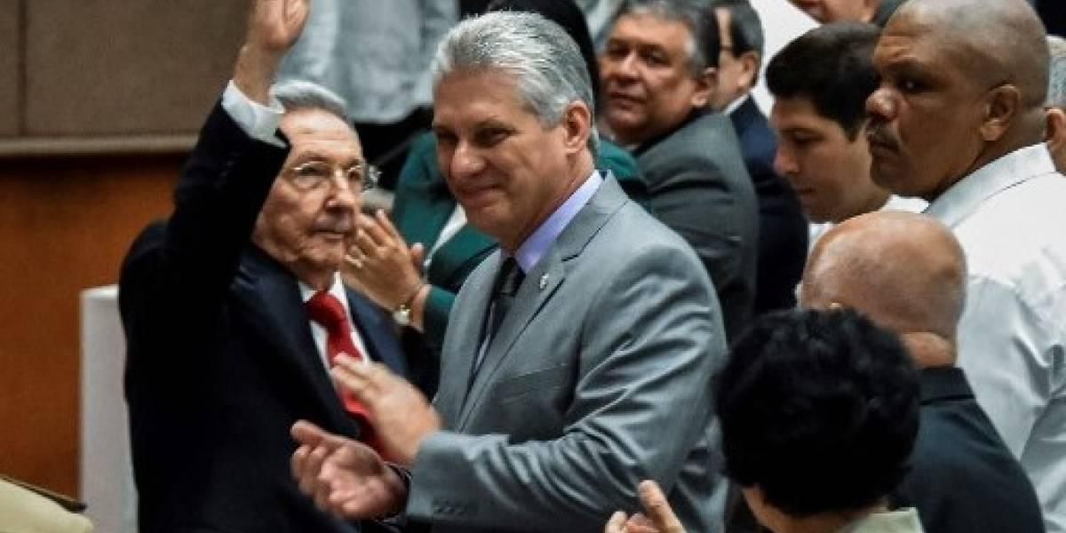 Raúl Castro deja el mando de Cuba en manos de su elegido