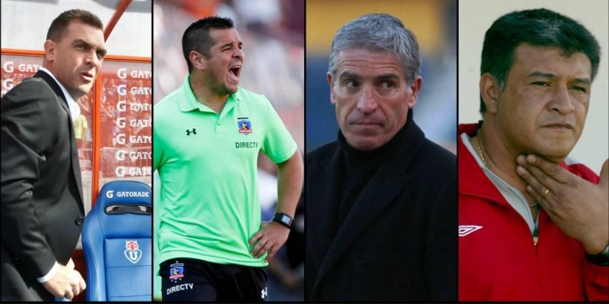Sólo Borghi duró dos años: La extensa lista de entrenadores de Colo Colo en la era Blanco y Negro