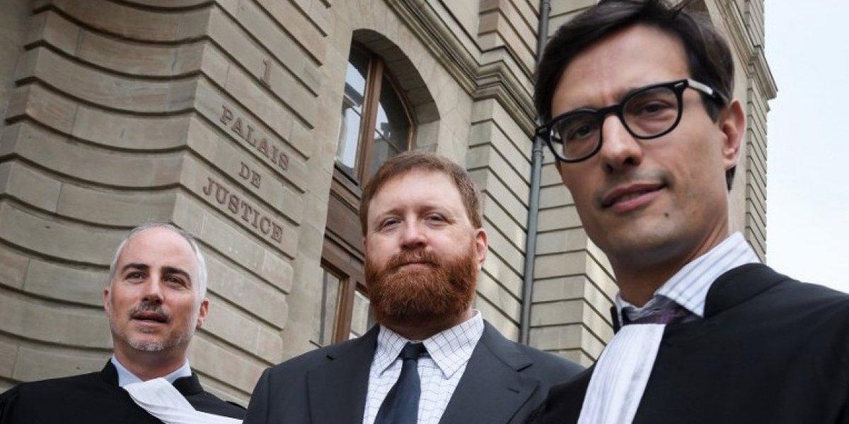 """""""Nunca maté a nadie, ni di la orden"""", dijo Sperisen al final del juicio en Ginebra"""