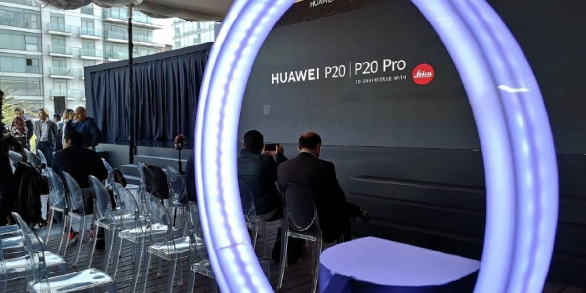 Huawei apuesta por el mercado mexicano con la nueva serie P20