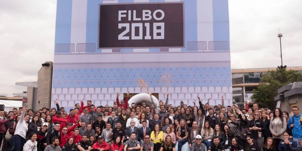 Argentina trae toda su fiebre futbolera a la Filbo como país invitado